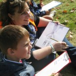 News item - Middle School visit Ufton Court
