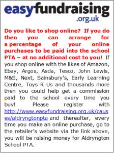 Easy Fundraising Details