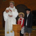 News item - Year Five learn about Baptism