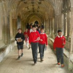 News item - Upper School visit Lacock in Wiltshire