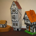 News item - Tudor Houses competition in Middle School