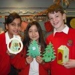 News item - Christmas Crafts in Upper School