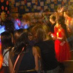 News item - Children enjoy School Disco