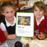 News item - Lower School organise Toy Museum