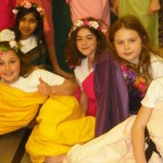 News item - Performance of school play well-received