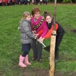 Jubilee Tree Planting