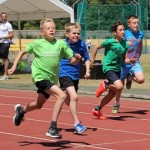 Key Stage 2 Sports Day at Palmer Park