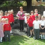 Opening The Tyre Park