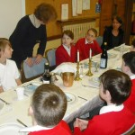 News item - Upper School visit Reading Synagogue