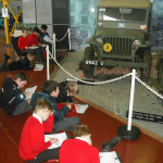 News item - Upper School at REME Museum