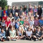 Year Six Leavers 2015