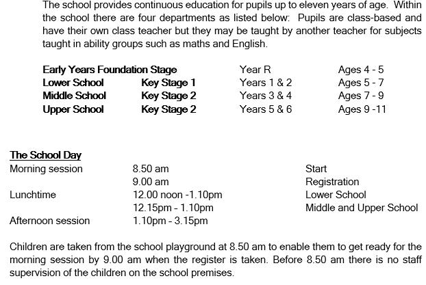 School-Details