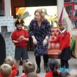 Photonews - Lower School visit Windsor Castle