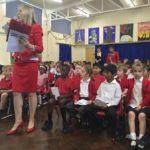 Photonews - Lower School Flight to Australia
