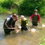 Photonews - Upper School children enjoy Rivers Week