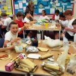 Photonews - Pizzas in Upper School