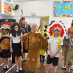 Photonews: Native American visit
