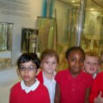 Photonews: Lower School visit to Cole Museum