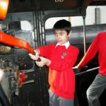 Photo News: Upper School visit Didcot Railway Centre