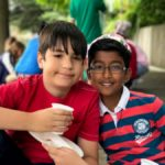 Photonews: Middle School Pizza Picnic