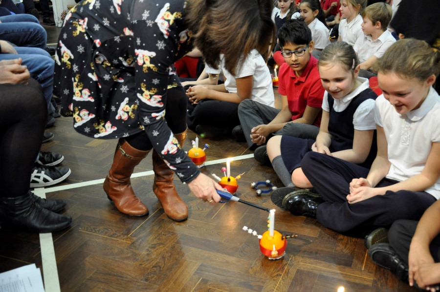 20171213 MS Christingle 09