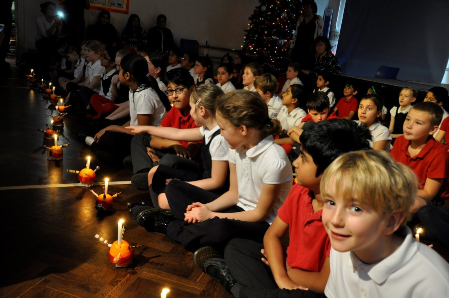 20171213 MS Christingle 10