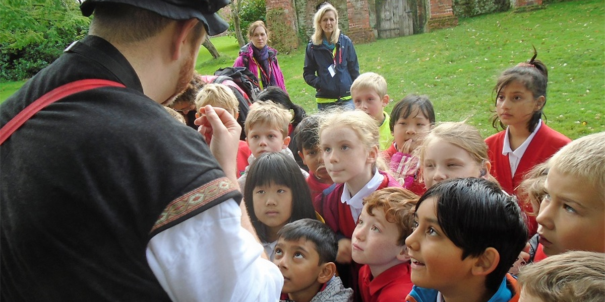Tudor Day At Ufton Court