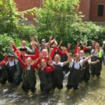 Photonews: Upper School Rivers Week - Trip to Rushall Farm 2018
